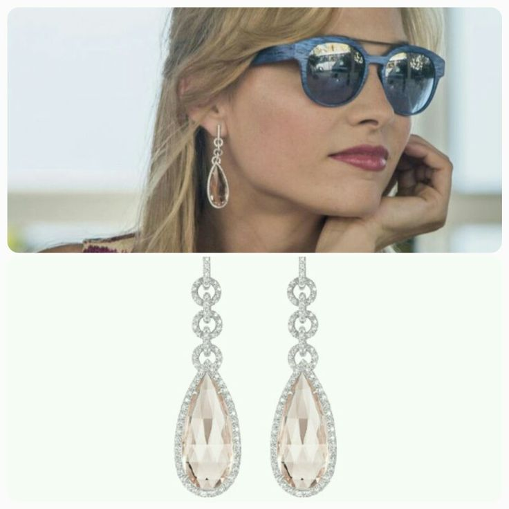 Kochert earrings worn by Beatrice Borromeo