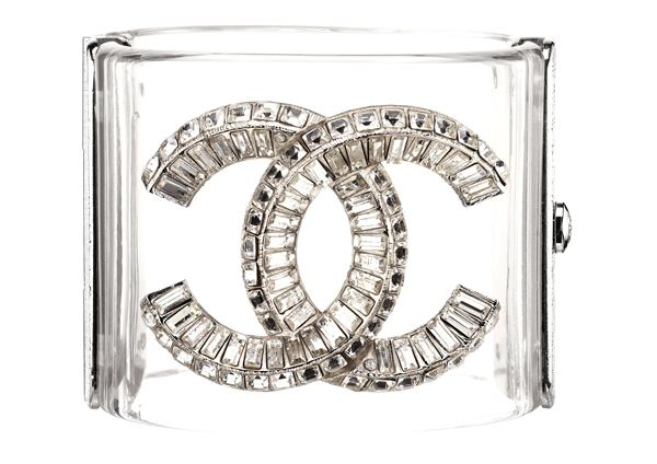 Wonder Woman Wished She Had This Off-The-Chain Chanel Cuff. Is it weird that we already know what we want for the holidays? Santa, are you listening?
