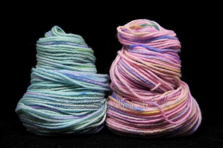 vlna merino BIO - MINI PEPITO tyrkys - Hand Dyed Yarn - Fingering - ručne farbená vlna na pletenie :: eshop.vlna-art.sk