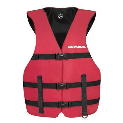 Sea-Doo UNIVERSAL BASIC PFD from St. Boni Motor Sports~ $27.99