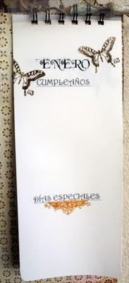 Calendario | Aprender manualidades es facilisimo.com