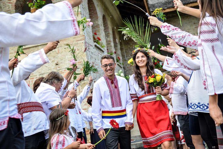 Andreea Raluca și Victor Alexandru. Nuntă tradițională în Brebu, Prahova