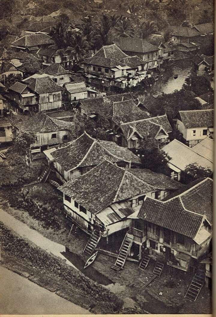 Rumah panggung (Limas), Palembang (year unknown)