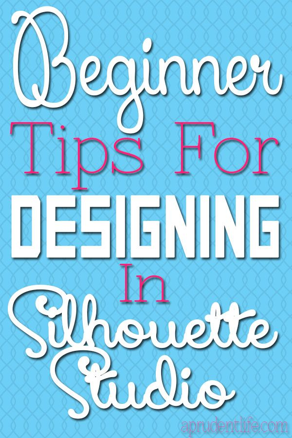 Simple tips to help you visualize designs in Silhouette Studio