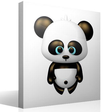 17 mejores im genes sobre vinilos animales bebe en for Andy panda jardin de infantes