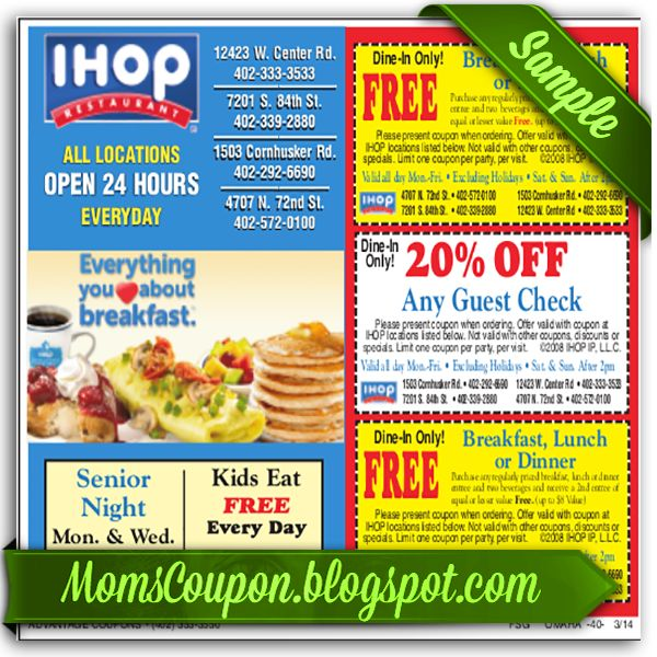 picture relating to Ihop Printable Menu identify Ihop promo coupon codes - Wonderworks myrtle beach front sc coupon codes