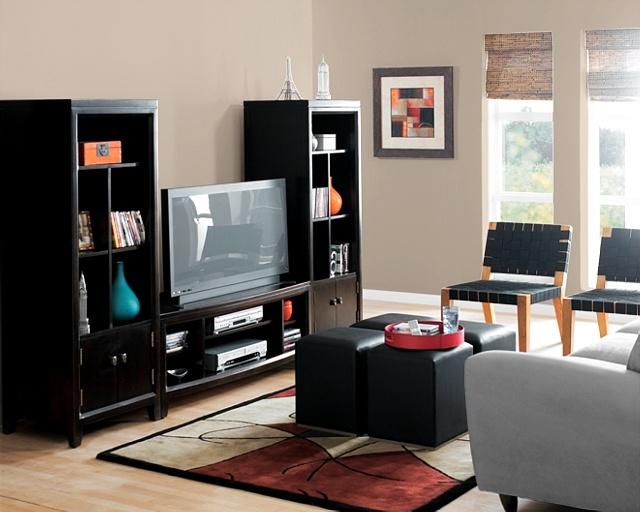 Lightweight Beige Living Room