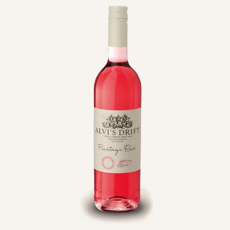 The wine has a bright, attractive pink colour with aromas of fresh strawberries and raspberries. The palate is slightly off dry giving the wine an added fruitiness on the palate. A lovely, refreshing wine ideal for picnics and other outdoor events. #SouthAfricanWine #Pinotage #RoseWine