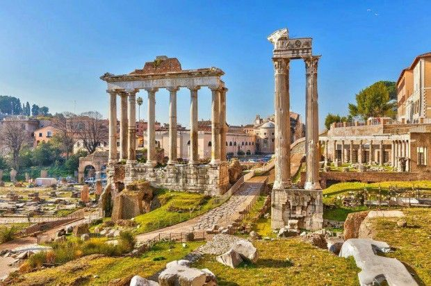Italy, Rome, The Eternal City 12 Amazing Places That Everyone Should Visit One Day