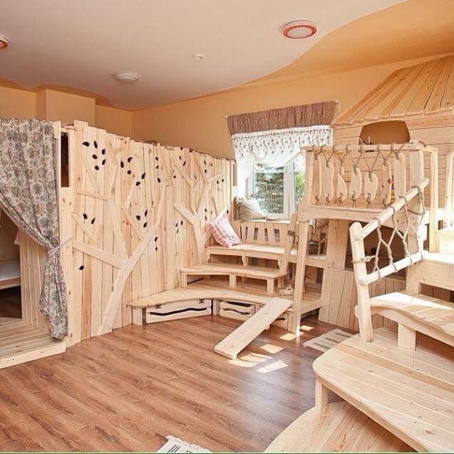 Вальдорфский детский центр в Порошкино.