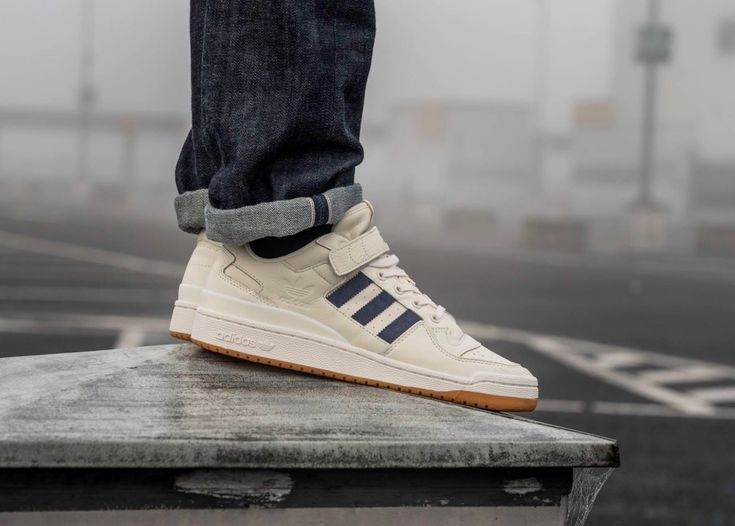 Adidas Adicolor Forum Lo Skateboarding Shoes Hot In Japan Red Grey
