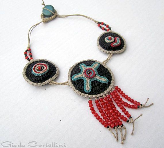 COSMO Tribal ethnischen Native amerikanische von GiadaCortellini, €40.00