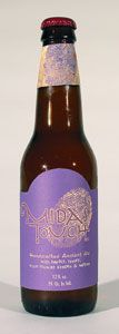"""Based on the """"brew"""" of 'King' Midas from the late 8th century.  This is somewhere between mead, beer and wine.  It is excellent and should be experienced at least once if you are a beer snob."""