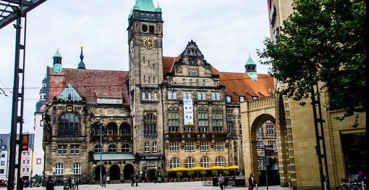 Im Schnelldurchlauf durch Chemnitz - Reiseblog * das-Chrisha