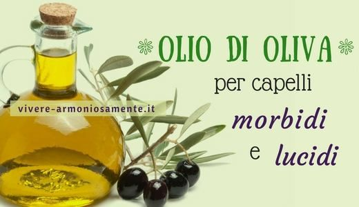 L'olio di oliva sui capelli è un rimedio naturale antiforfora e per avere capelli morbidi. Ecco qualche trattamento con olio di oliva per capelli lucidi e..