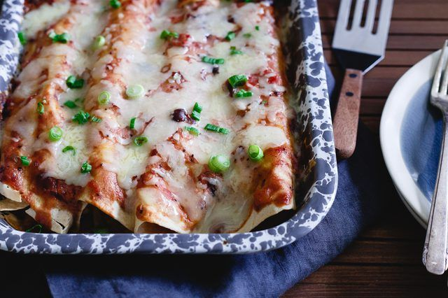 Thanksgiving Must: Turn Your Leftovers Into Enchiladas | eHow
