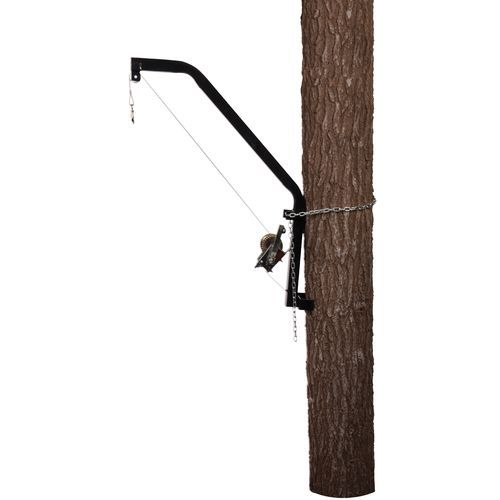 Moultrie Hanging Deer Feeder Hoist - Feeder Parts And Accessories at Academy Sports