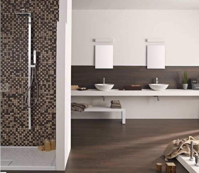 treverv weg 30x120 , 20/120 , 15x120 by  marazzi and by polisinthesi