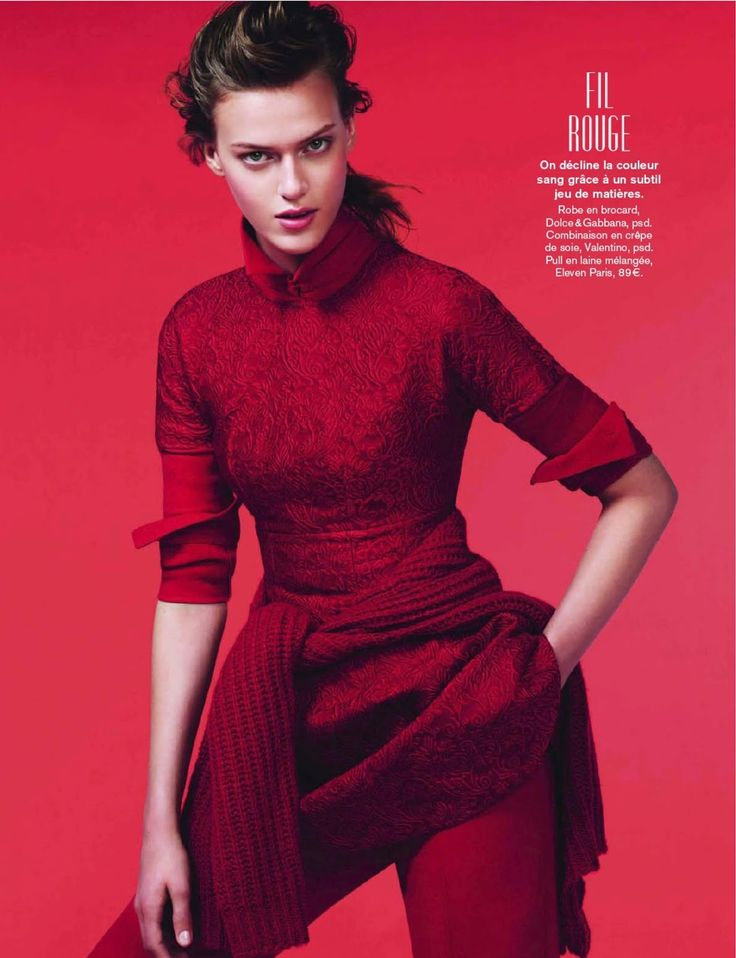 special mode: tess hellfeuer by aingeru zorita for glamour france october 2013
