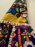 BOHO BAG: vintage hand-embroidery made by Meghwar tribal women of Sindh, Pakistan