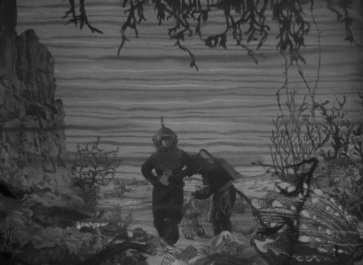 A Deadly Invention/ Karel Zeman/ Czechoslovakia 1958