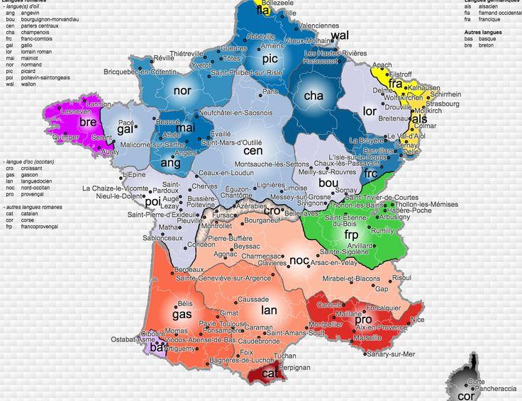La France a enfin son atlas sonore des langues régionales