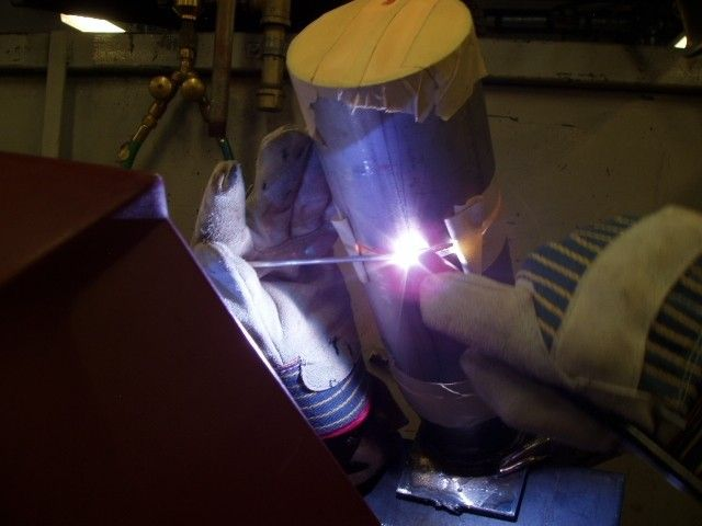 how to make clean welds with a tig welder