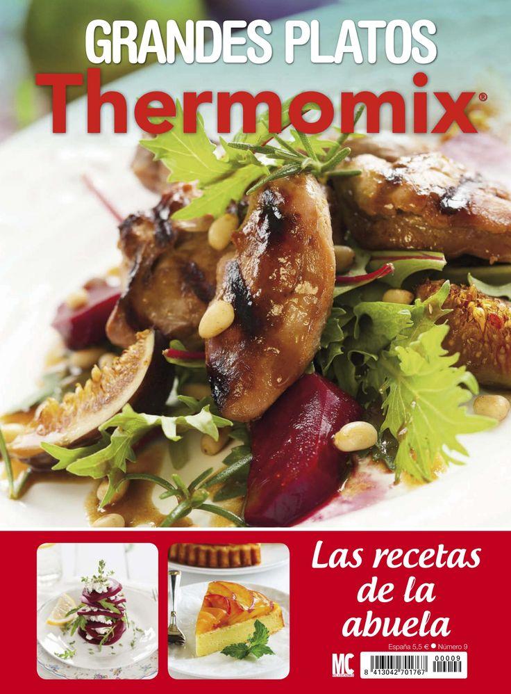 Revista #thermomix. Grandes #platos.