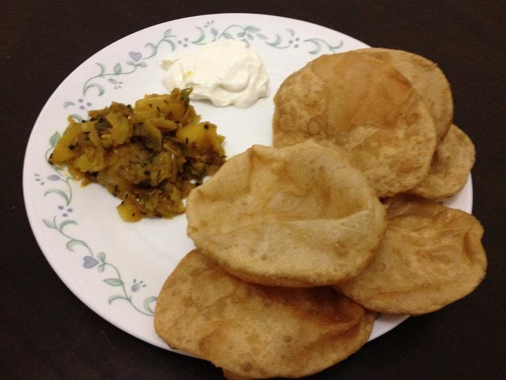 Puri Bhaji