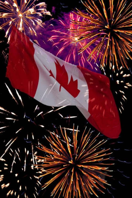 Happy Canada Day❤️