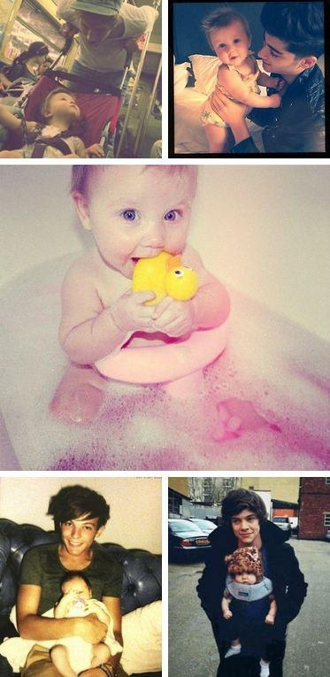 BABY LUX!!!! One Direction, 1D Harry Styles, Niall Horan, Liam Payne, Zayn Malik, Louis Tomlinson, Hazza, Harreh, Nialler, Lou, Tommo .xx
