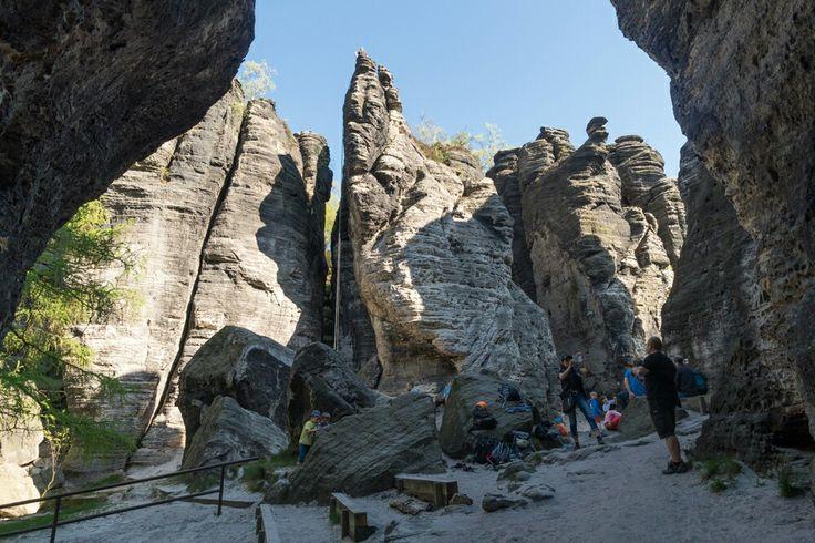 Tiské skaly