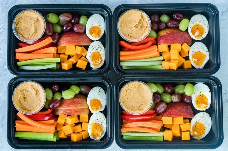 These Protein Bento Boxes Will Help You Stick with Clean Eating All Summer!