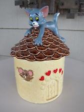 Tom & Jerry Cookie Jar