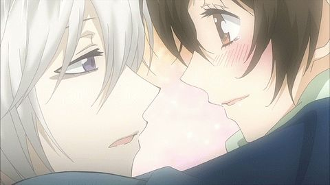 Imagen de anime, gif, and kamisama