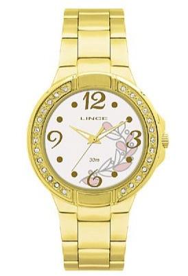 Relógio Lince gold