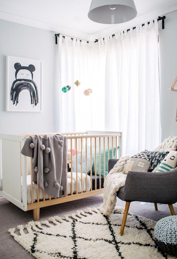 decouvrez la chambre bebe scandinave et son style minimaliste si particulier venu du nord melant moderne design et nature