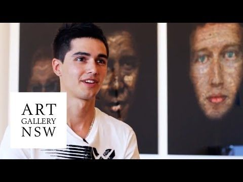 ARTEXPRESS 2012 artist Christopher Fiorini :: Channel :: Art Gallery NSW