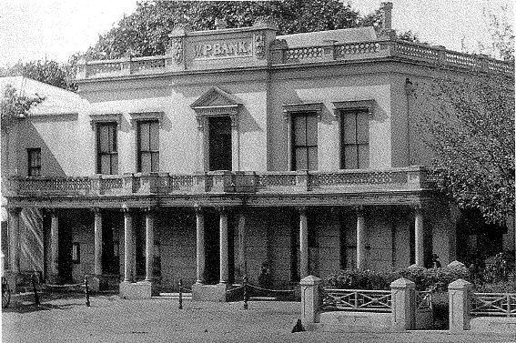 Paarl WP Bank. 1900