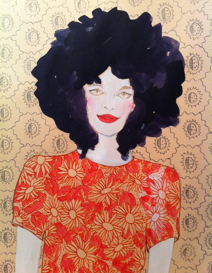 Linda Riva - drawings