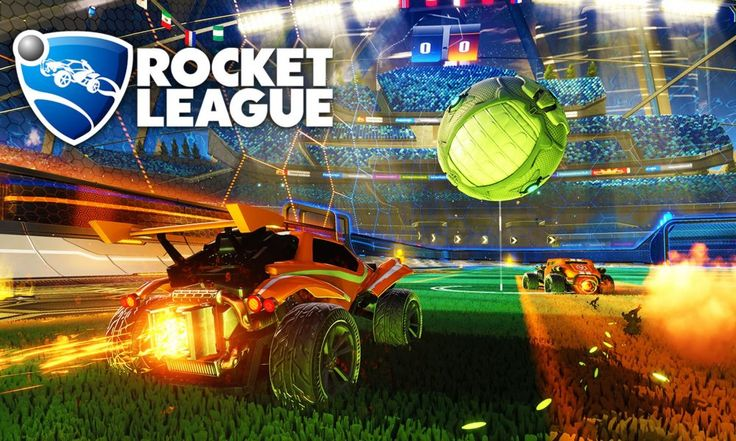 Rocket League PS4 Torrent Download