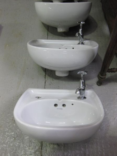 Twyfords Small Cloakroom Sinks