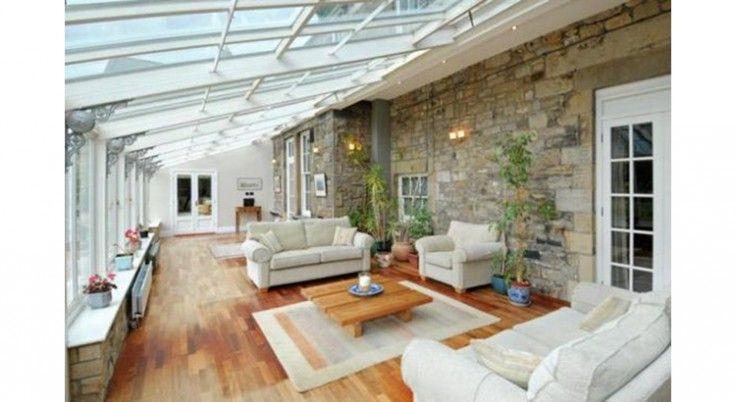 25 Verandas Dans Lesquelles On Reve De S Installer Idees Veranda Idee Deco Veranda Belle Maison