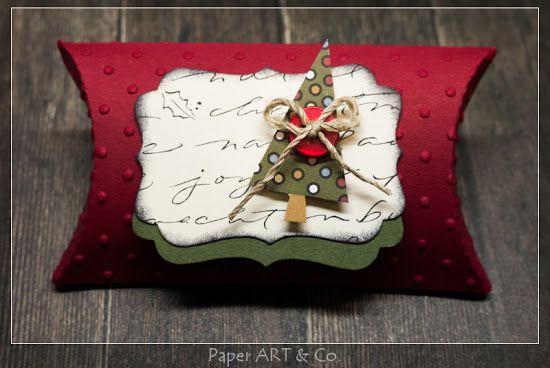 Paper, ART & Co.: Tannenbaum - Boxen