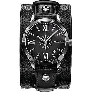 Thomas Sabo Thomas Sabo Mens Watch black WA0209-218-203-43 mm