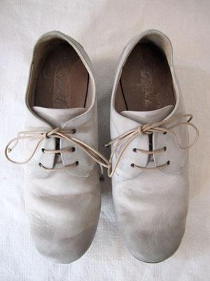 Worthwhile - Marsell oxford heel/grey