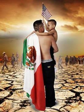 Get current news on relations between the United States and Mexico  	and our shared U.S. Mexico border. Visit Mexican American News at www.Mexican-American.org