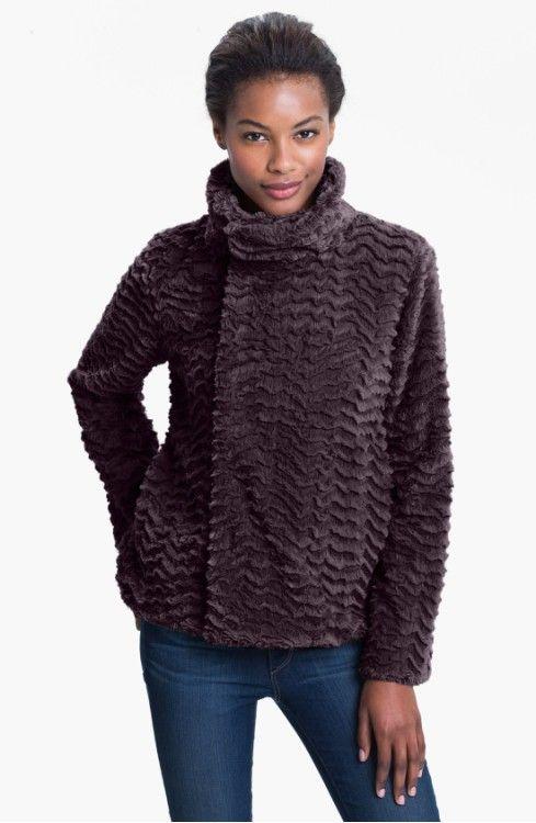 Main Image - Patagonia 'Pelage' Fleece Jacket