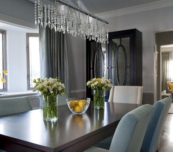 32 Elegant Ideas For Dining Rooms