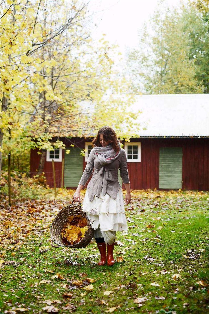 Emma från bloggen Att vara någons fru på sitt fritidshus i Småland